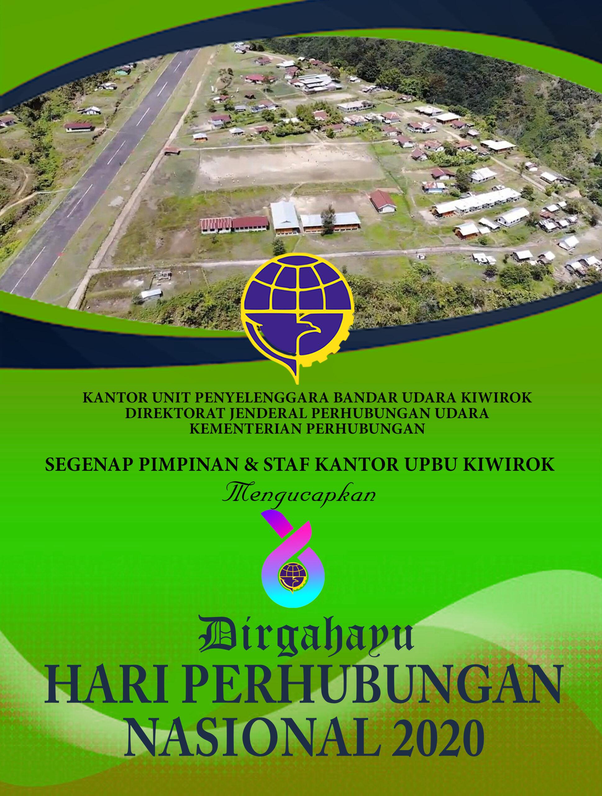 Iklan Bandara Kiwirok scaled - BP3 CURUG Selenggarakan Diklat