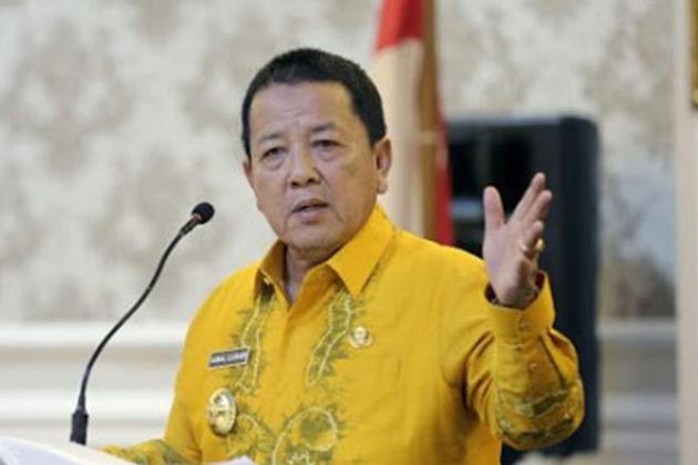 Gubernur Lampung Arinal Djunaedi