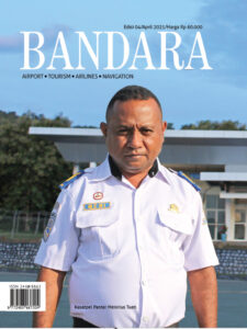 Cover E MAGAZINE MAJALAH BANDARA APRIL 2021 225x300 - E-MAGAZINE MAJALAH BANDARA 2021